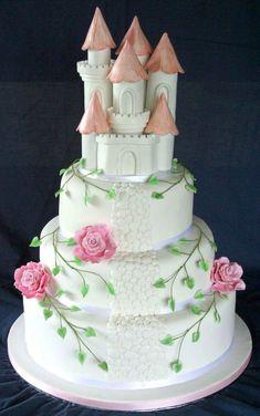 La belle au bois dormant mariage disney gâteau mariage