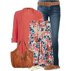 Cool Spring, created by immacherry on Polyvore