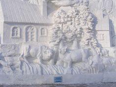 Finnish folk tales, Harbin International Ice and Snow Sculpture Festival by Rincewind42, via Flickr