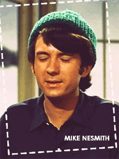 The Monkees; I just really love his hat. Great Bands, Cool Bands, Michael Nesmith, Peter Tork, Pop Rock Bands, Davy Jones, The Monkees, My Favorite Music, Pop Group