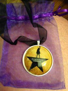 Broadway Musical Glass Pendant Ornament