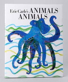 My future child WILL own EVERY Eric Carle book there is.. Love them! <3