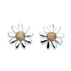 Home Jewelry 5 For 25 Earrings Diamond Daisy Earrings. Daisy Earrings By Maria Allen Jewellery. Silver Earrings, Stud Earrings, Silver Jewelry, Pendant Earrings, Heart Earrings, Pendant Jewelry, Daisy London, Piercings, Tungsten Jewelry