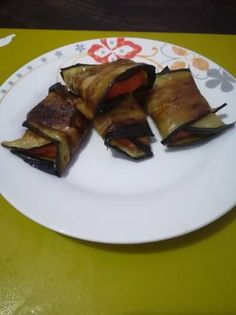 Ruladă de vinete cu roșii și usturoi Pork, Meat, Kale Stir Fry, Pork Chops