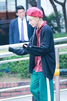 Fluff Boy Kim Taehyung