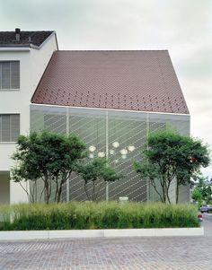 BLKB - Renovation and Extension / Nissen & Wentzlaff Architekten