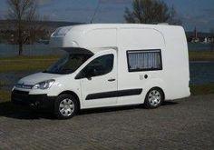 Minicamper: Dacia, Berlingo und Co - GeoCar bietet preiswerten Umbau Mini Camper, Camper Caravan, Truck Camper, Rv Campers, Camper Van, Minivan Camping, Vw Camping, Pick Up, Caravan Equipment
