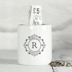 Personalised Money Box for Boys and Girls. Silver plated, wooden and ceramic Personalised Money Boxes Collection for children. Personalised Money Box, Personalized Wedding Gifts, Mother Of The Groom Gifts, Mother Of The Bride, Naming Ceremony, Groom Looks, Flower Girl Gifts, Bride Gifts, Boy Or Girl