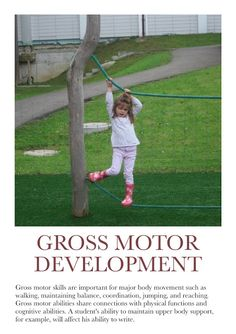 Early Learning at ISZL: For Parents: an information booklet about outdoor learning Gross Motor Activities, Gross Motor Skills, Physical Activities, Therapy Activities, Kindergarten, Preschool Classroom, Classroom Signs, Preschool Ideas, Teaching Ideas