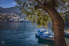 Summer in November. Photograph by Jordan Blakesley @Symi Art