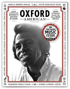 From the country blues to early jazz to gospel, soul, metal, rock & roll, hip-hop, and beyond—there isn't a corner of American music the people of this state haven't made their own. Within the magazine and across 25 songs on the accompanying CD, we have gathered some of their stories, in hopes of illuminating a bit of Georgia's musical past, present, and future.