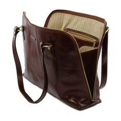 Ravenna - Exclusive lady business bag - Laptop leather bag - TL141277