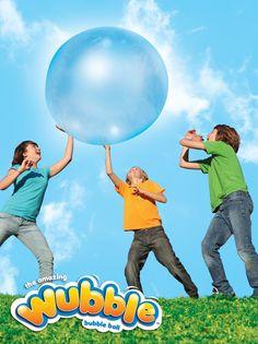 The Wubble Bubble Ball