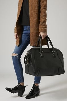 PU Luggage Bag - Bags & Purses - Bags & Accessories - Topshop