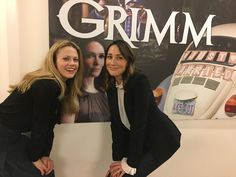 Grimm gala Grimm Cast, Bree Turner, Grimm Tv Show, David Giuntoli, Female Fighter, Best Series, Best Tv, Claire Coffee, Tv Shows