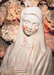Grognards: Madonna di Civitavecchia venerata da Giovanni Paol...