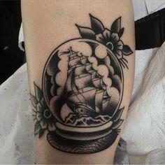 #tattoo by @hudsontattoo  #tattoos #tattooart #tradition #traditional