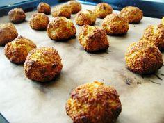 Feel Eat!: Mniej kaloryczne kokosanki