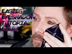 Simple Eyeshadow Tutorial, Eyeshadow Tutorial For Beginners, Easy Eyeshadow, Makeup Tips, Beauty Makeup, Hair Makeup, Hair Beauty, Wayne Goss, Health And Beauty Tips