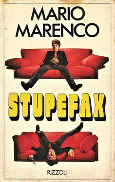 STUPEFAX di Mario Marenco 1982 Rizzoli I edizione prima giugno