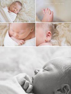 organic newborn photo