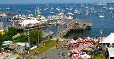 Maine Lobster Festival! August 3rd – August 7th, 2016