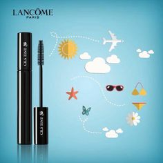 Cils Tint, il nuovo mascara Lancôme. #manlioboutique WhatsApp 329.0010906 #lancome #makeup #beauty #cosmetics