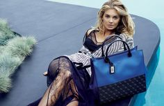 Megan May Williams || GUESS Accessories Fall 2015 Campaign