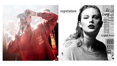 Taylor Swift Life Of Pablo Font - Reputation  Taylor Swift released the cover art for her Reputationalbum and fans think she took a shot at Kanye West. Reputation is scheduled to be released on November 10 2017. Kanye'sLife of Pablomerchandise featured the same old english font that Swift used on Reputation. Some think it's a coincidence while others think Swift is taking a shot at the rapper.  Taylor Swift's life has been filled with drama lately so I don't think she wants any additional…