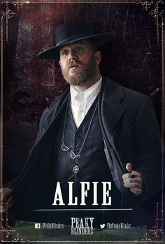 Alfie Solomons doesn't give up easily, he's back and ready for business. Peaky Blinders returns Thursday May at on BBC Two Peaky Blinders Tv Series, Peaky Blinders Poster, Series Movies, Movies And Tv Shows, Grey's Anatomy, Tom Hardy Variations, Alfie Solomons, Steven Knight, Red Right Hand