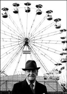 Herbert List - Le poète britannique Somerset Maugham, Münich, Germany, 1951