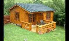 144 Small Log Cabin Homes Ideas – Jim Holman – Join the world of pin Small Log Cabin, Tiny Cabins, Tiny House Cabin, Little Cabin, Log Cabin Homes, Cabins And Cottages, Tiny House Plans, Tiny House Design, Small Modern Cabin