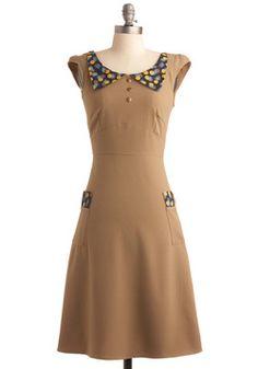 Milkshakes 'n' Malts Dress $94.99 at modcloth.com