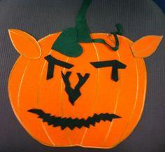 Mrs. McMurphy's Pumpkin #Halloween #pumpkins