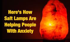 Anxiety and stress are on the rise, and everyone wants to find a cure. Did you know salt lamps can help relieve anxiety? Here's how...