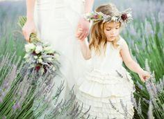 15 toffe ideeën voor een bloemenmeisje op je bruiloft | ThePerfectWedding.nl