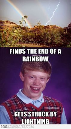 Caption This Rockets Bad Luck Brian Meme Clutchfans