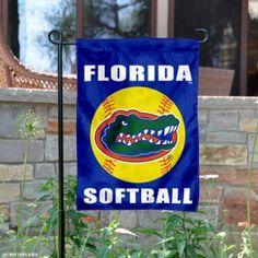 Florida Gators Softball Garden Flag and Garden Flags for ...