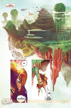 "Aaron Explains Putting the Weird in ""Weirdworld"" During ""Secret Wars"" http://www.comicbookresources.com/article/aaron-explains-putting-the-weird-in-weirdworld-during-secret-wars?utm_content=buffer1e220&utm_medium=social&utm_source=pinterest.com&utm_campaign=buffer #comics #marvel Comic Book Resources"
