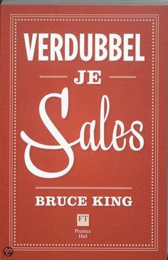 Verdubbel je sales - Bruce King
