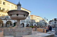 Guia de viagem Évora e Alentejo, Portugal.