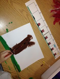 Groundhog day art project