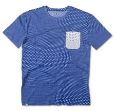 Altamont Polka Dot Reverse Pocket