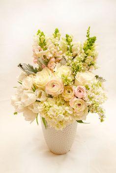 Tall Vase Ensemble – Floral Arranging Classes – Laura Clare Floral Design & Event Decor – Bernardsville NJ – Hoboken NJ – NY