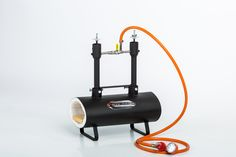 Propane Gas Forge for Knife makers, Farriers and Blacksmiths, Efficient and Economical. Our forge is portable and powerful, high quality. Designed for blacksmiths, farriers and knife makers. Gas Forge, Propane Forge, Forge Burner, Welding Table, Metal Welding, Diy Welding, Metal Projects, Welding Projects, Metal Crafts