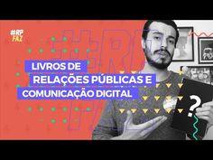 Livros de Relações Públicas e Comunicação Digital | RP Faz | Episódio 5 - YouTube