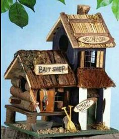 Bait shop. A little birdy told me they have the best worms