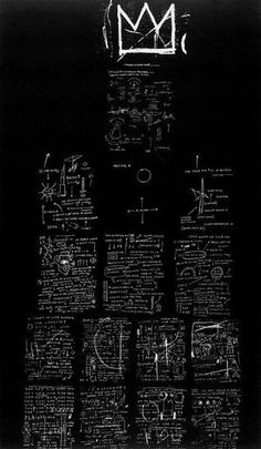 Tuxedo, 1983 - Jean-Michel Basquiat