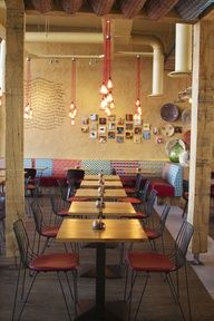 Nandos restaurant by B3 Designers, Leigh