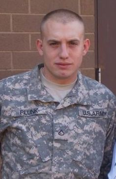 Army Spc. Jared C. Plunk  Died June 25, 2010 Serving During Operation Enduring Freedom  27, of Stillwater, Okla.; assigned to the 1st Battalion, 327th Infantry Regiment, 1st Brigade Combat Team, 101st Airborne Division (Air Assault), Fort Campbell, Ky.; died June 25 at Bagram, Afghanistan, of wounds sustained when insurgents attacked his unit using rocket-propelled grenades and small-arms fire.